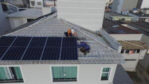 Instalando energia solar fotovoltaica residencial na cidade de Barbacena