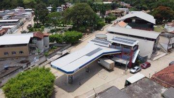 Instalação Fotovoltaica Comercial no Posto Paiva MG
